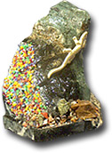 "Скол каменный ""Хозяйка Медной горы"""