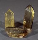 Кристалл цитрин