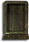 Рамочка для фото настольная вертикальная (Баж)