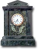 """Часы  каминные """"Мини"""" с накладкой"""