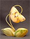 "Сувенир из селенита ""Цветок Орхидея"""