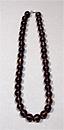 Бусы Дымчатый кварц шар Д-12 мм 45-47 см