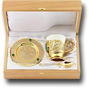 Набор кофейный в подарочной упаковке