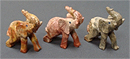 """Фигурка """"Слон"""" из агальматолита"""