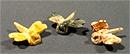 Фигурка Стрекоза h - 10 мм из агальматолита