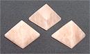 Пирамида (розовый кварц) h 35-40 мм