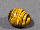 Яйцо из тигрового глаза L-40-45 мм
