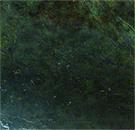 Образец камня-змеевик Баженовское месторождение-темный