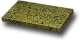Пластина из баженовского змеевика
