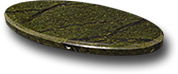 Подставка из баженовского змеевика